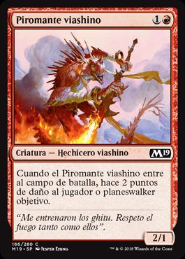 Piromante viashino