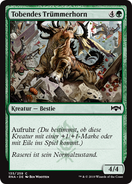 Tobendes Trümmerhorn
