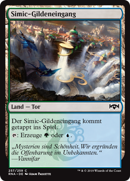 Simic-Gildeneingang