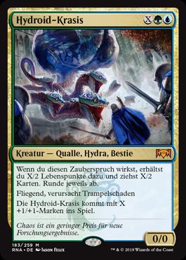 Hydroid-Krasis