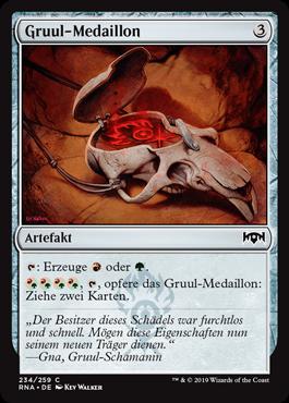Gruul-Medaillon