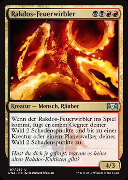 Rakdos-Feuerwirbler