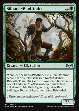 Silhana-Pfadfinder