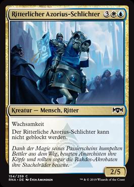Ritterlicher Azorius-Schlichter