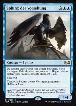 Sphinx der Vorsehung