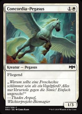 Concordia-Pegasus