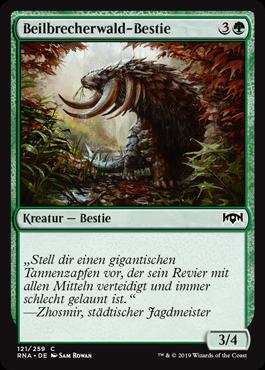 Beilbrecherwald-Bestie