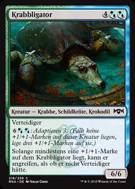 Krabbligator