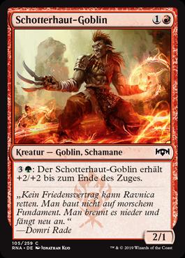 Schotterhaut-Goblin