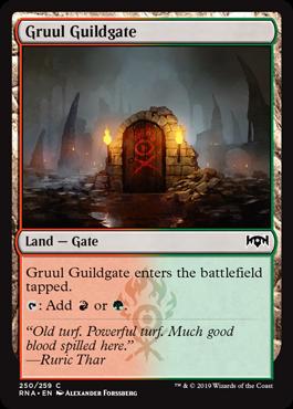 Gruul Guildgate (b)
