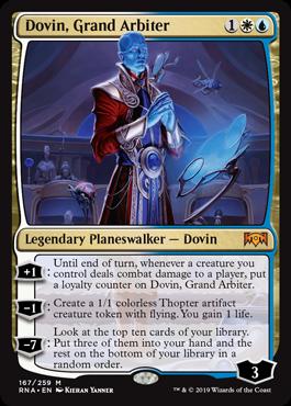 Dovin, Grand Arbiter - Magic: the Gathering