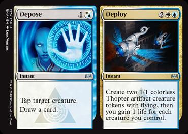 Depose // Deploy