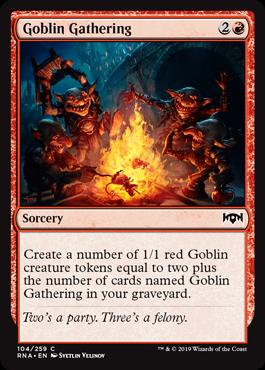 Goblin Gathering