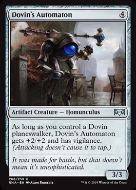 Dovin's Automation