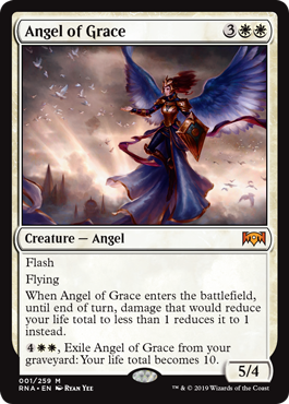 Angel of Grace - Magic: the Gathering