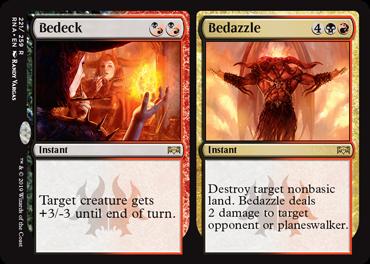 Bedeck // Bedazzle