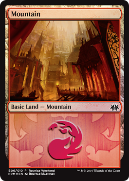 Mountain (Rakdos)