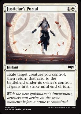 Justiciar's Portal