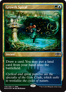 Growth Spiral FNM Promo