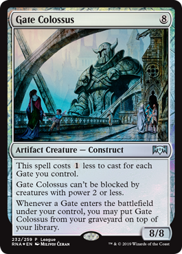 Gate Colossus Promo