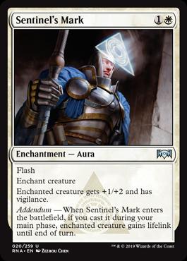 Sentinel's Mark