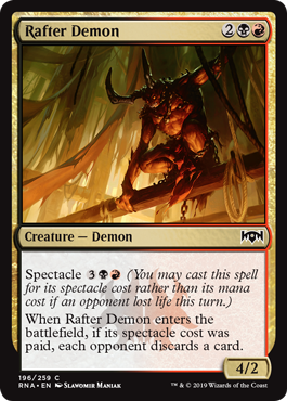 Rafter Demon