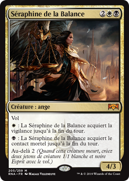 Séraphine de la Balance
