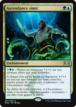 Ascendance simic