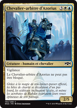 Chevalier-arbitre d'Azorius