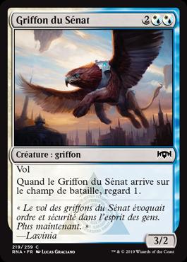Griffon du Sénat