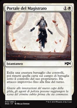 Justicar's Portal