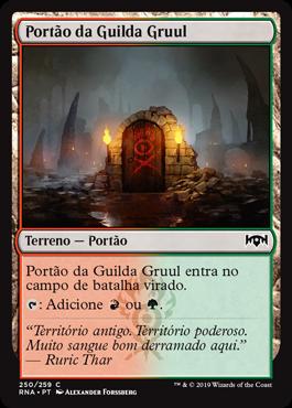 Portão da Guilda Gruul