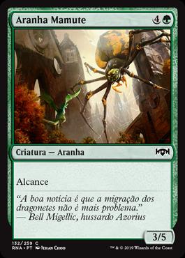 Aranha Mamute