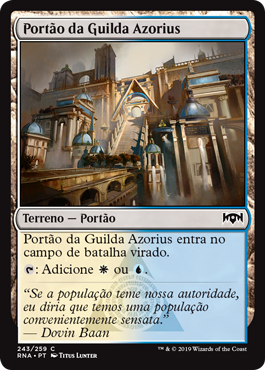 Portão da Guilda Azorius
