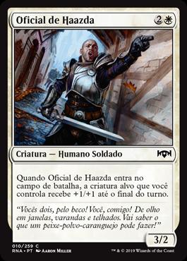 Oficial de Haazda