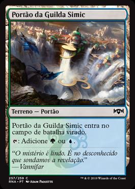 Portão da Guilda Simic