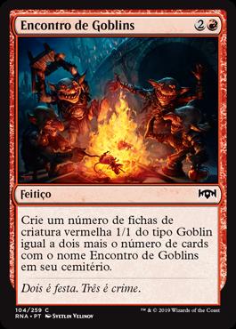 Encontro de Goblins