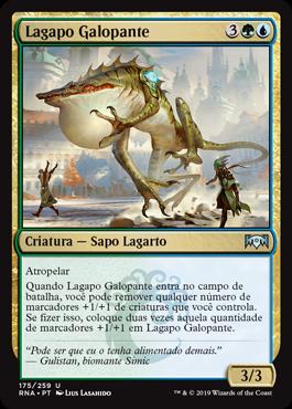 Lagapo Galopante