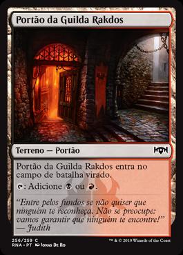 Portão da Guilda Rakdos