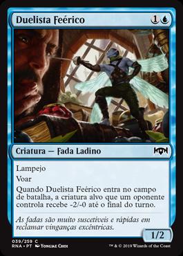 Duelista Feérico