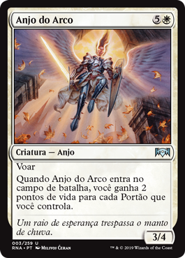 Anjo do Arco