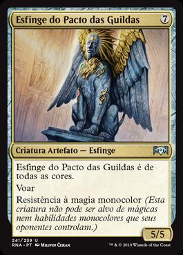 Esfinge do Pacto das Guildas