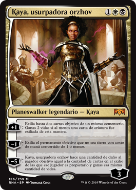 Kaya, usurpadora orzhov