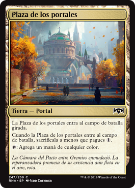 Plaza de los portales