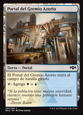 Portal del Gremio Azorio
