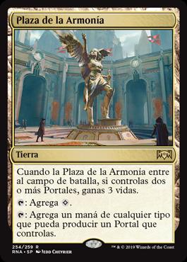 Plaza de la Armonía