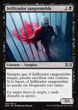 Infiltrador sangreniebla
