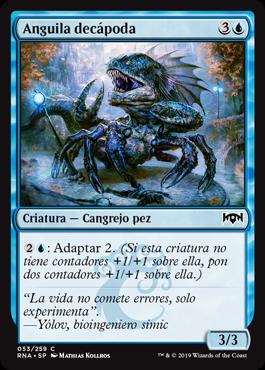 Anguila decápoda