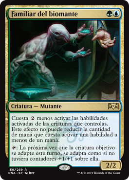 Familiar del biomante