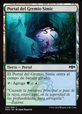 Portal del Gremio Simic